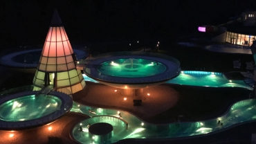 Aqua-Dome – SPA 3000