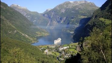Kreuzfahrt mit der MSC Magnifica Norwegische Fjorde & Nordkap