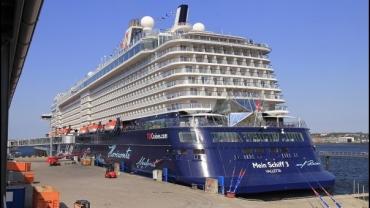 """Produkteinführung der """"Mein Schiff 3"""" von TUI Cruises"""