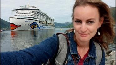 Kreuzfahrt mit AIDAperla entlang der Norwegischen Küste