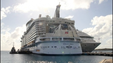 Kreuzfahrt mit der Royal Caribbean Oasis of the Seas in der Karibik