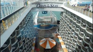 Kreuzfahrt mit der Oasis of the Seas Westliches Mittelmeer