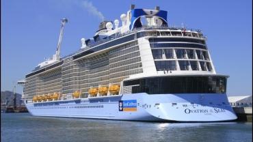 Kreuzfahrt mit der Ovation of the Seas von Royal Caribbean in Westeuropa